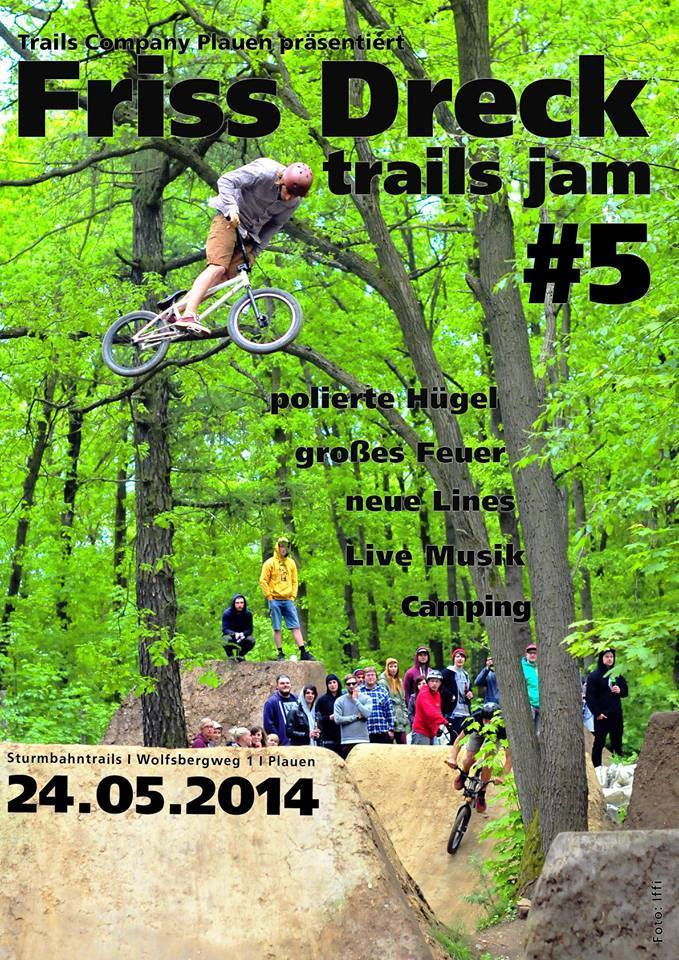 Friss Dreck Jam - Plauen 2014